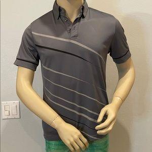 Greg Norman  Men's Polo Shirt Size Small
